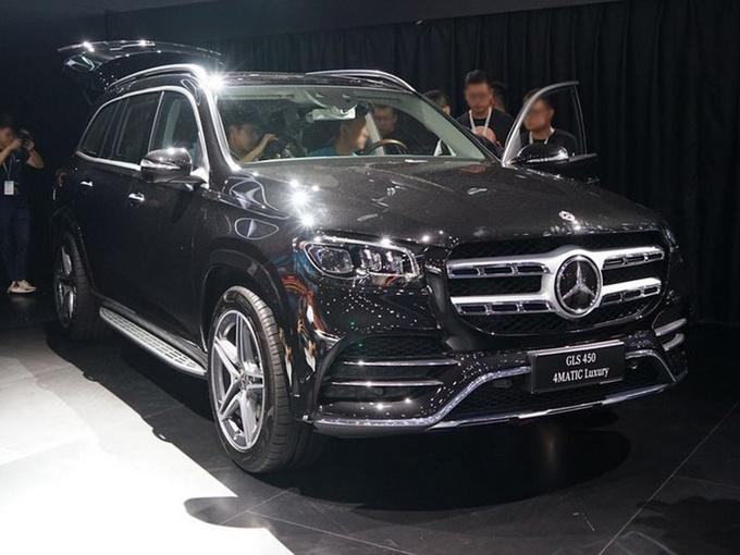 34款新SUV八天后亮相 新GLS领衔/最低7万多起售-图1