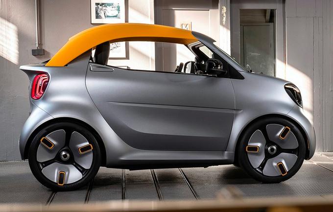 奔驰Smart史上最大车型9月发布 采用吉利PMA纯电平台-图2