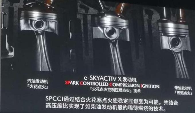 马自达3/CX-30压燃版首发 动力升级超丰田2.0L-图2