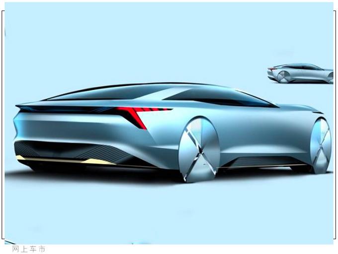 奔腾版CC概念车2天后首发 量产版或三季度上市-图3
