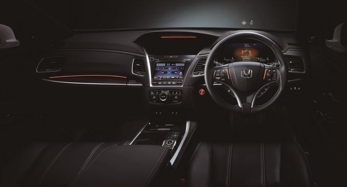 本田获得L3级自动驾驶认证 首款车型本田里程发布-图4