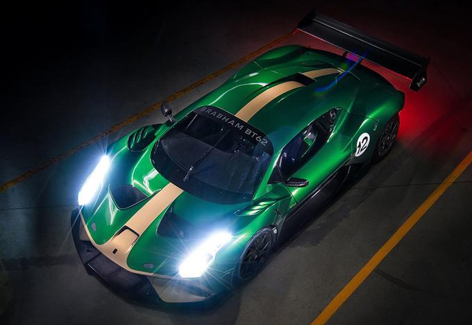 首台BT62赛车正式交付 仅重972kg/售价650万-图3