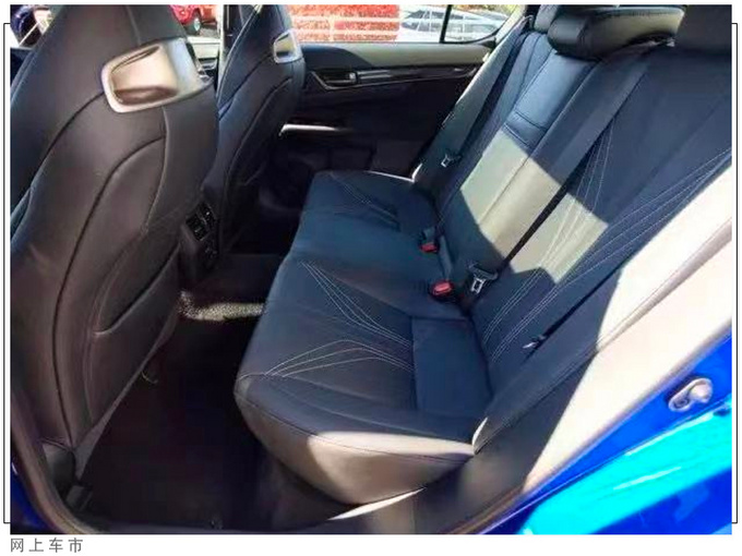 雷克萨斯大号ES实拍搭5.0L V8/内配赛车座椅-图8