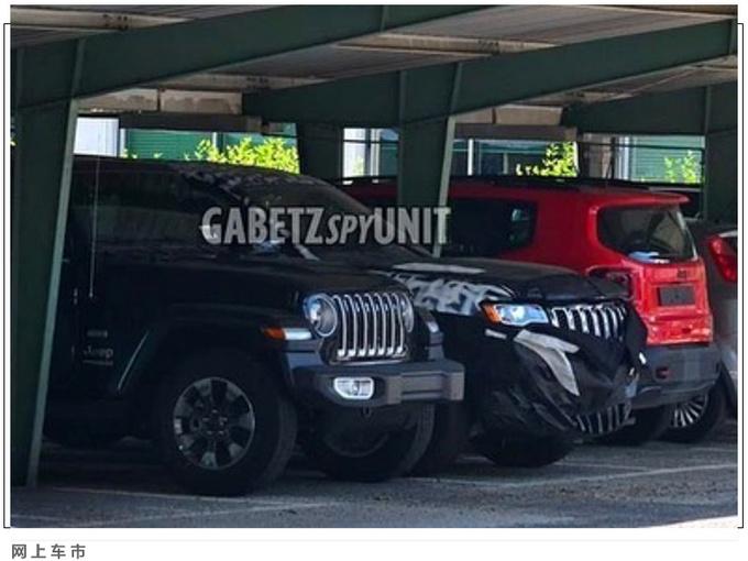 Jeep全新大切诺基谍照 格栅面积或更大/年内发布-图2