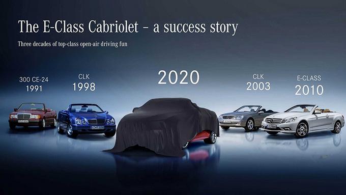 奔驰E Coupe预告图发布 将于5月27日正式亮相-图3