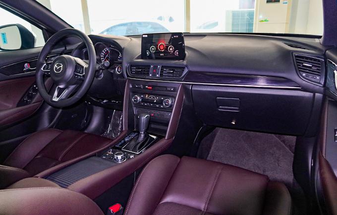 配置有大提升2021款马自达CX-4到店全网首拍-图3