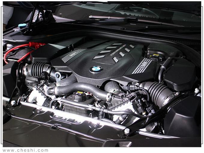 宝马全新8系到店实拍 4.4T引擎/轴距超奔驰GT63-图9