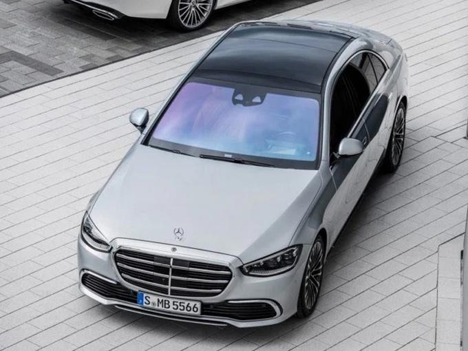 奔驰全新S级车型售价配置曝光年内即将开售-图1