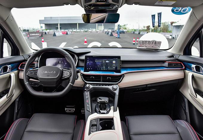 个性精致小型SUV 领克6正式上市xx.xx万元起-图7