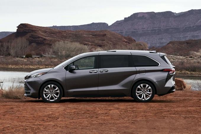 丰田全新塞纳下月开售搭2.5L混动/比埃尔法时尚-图4