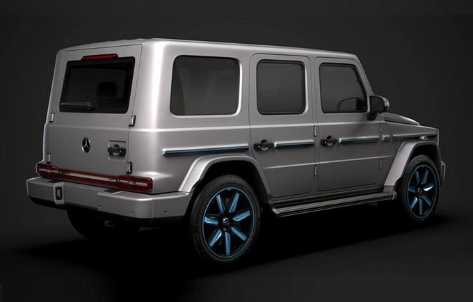 奔驰G级独立为子品牌将推纯电动版等多款新车-图3