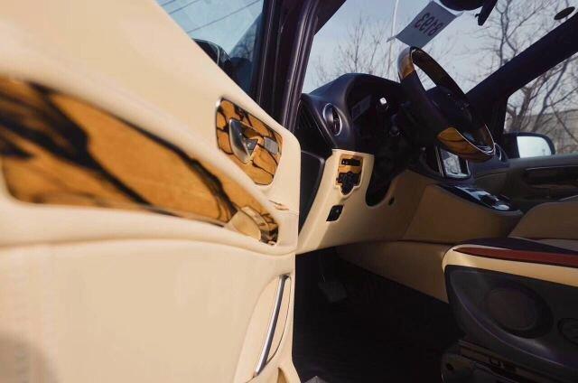 进口车奔驰维特斯5.98米御荣版 等您驾驭-图3