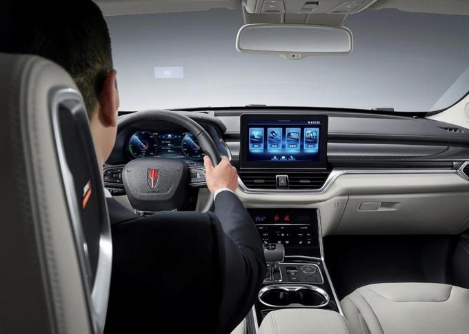 售价22.58-26.58万元豪华A+级纯电Cross SUV红旗E-HS3正式上市-图3