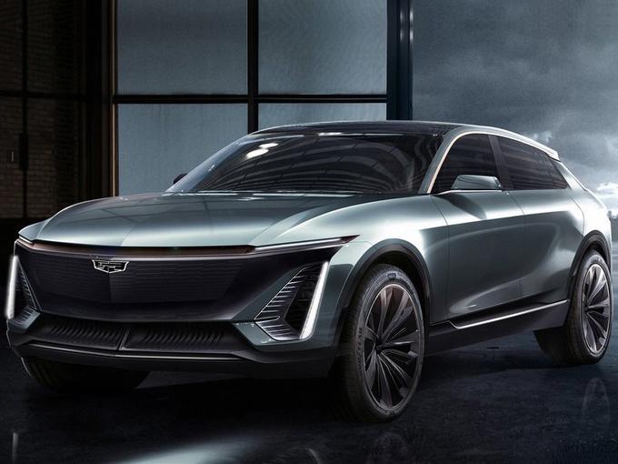 凯迪拉克3款新车型将国产 纯电动SUV新CT6等-图2