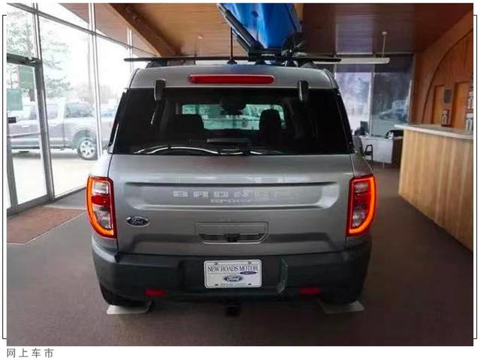 福特全新SUV到店实拍搭2.0T/动力超日产奇骏-图3