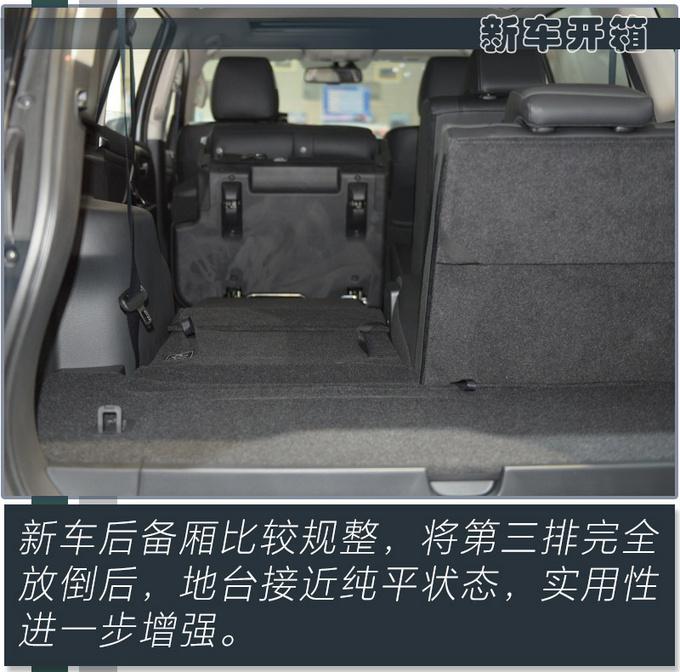 进口硬派SUV不到30万就能买新款帕杰罗·劲畅到店-图23