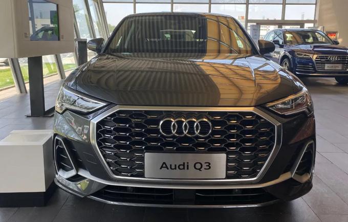 奥迪Q3轿跑5月29号上市 比宝马X2/GLA 28万起售-图2