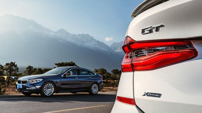 天生浪漫,2018年情人节 遇见BMW 6系GT-图9