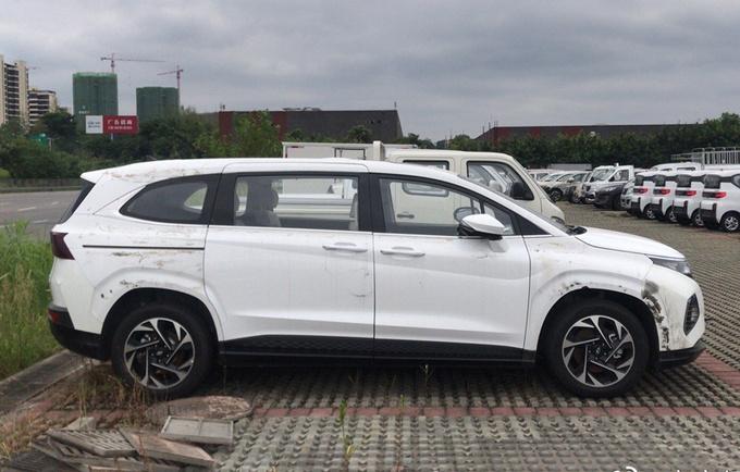 北京现代大MPV即将国产 预期年销5万辆 pk奥德赛-图2