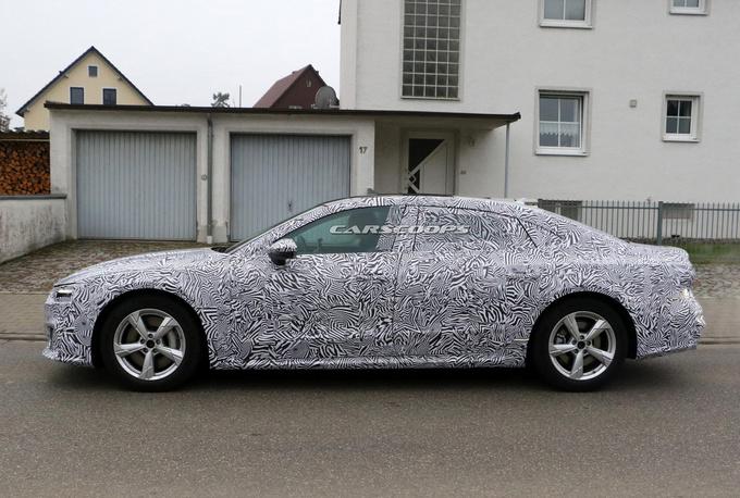 奥迪A7最新国产规划 车身造型大改/空间大幅提升-图4