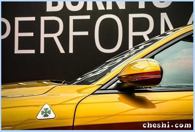 阿尔法·罗密欧推Giulia特别版 独特车漆有望量产-图5