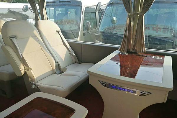 丰田考斯特高端航空座椅 一把手专车专用-图8