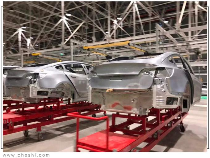 特斯拉Model 3最快明年3月投产 一期产能15万台-图4