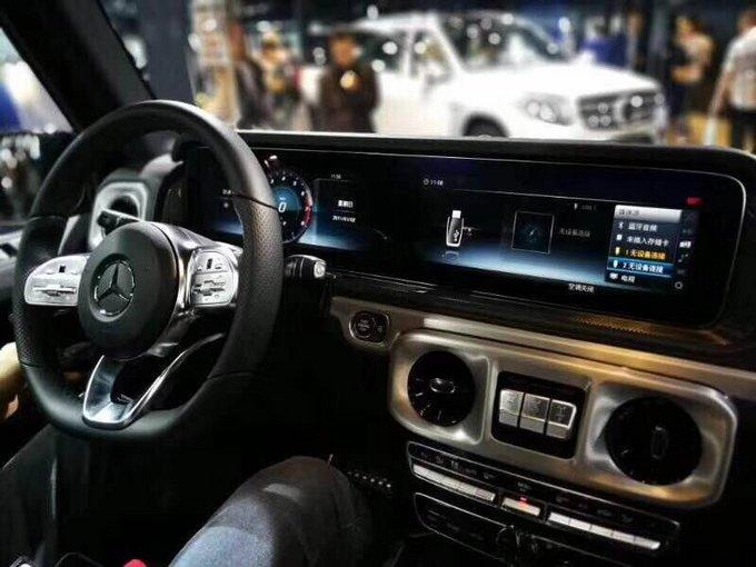 2019款奔驰G63火热预定中 特惠新车上市-图6
