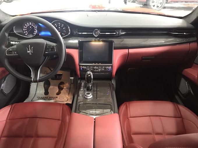 18款玛莎拉蒂总裁3.0T 加版S四驱折扣多-图4