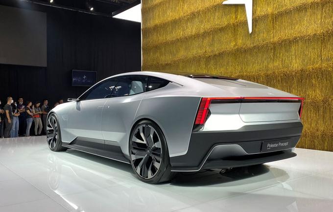 2020北京车展前瞻极星Precept概念车抢先看-图2