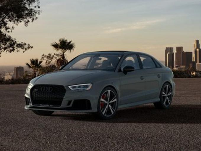 奥迪RS 3新车型售价曝光新增多项实用配置-图1
