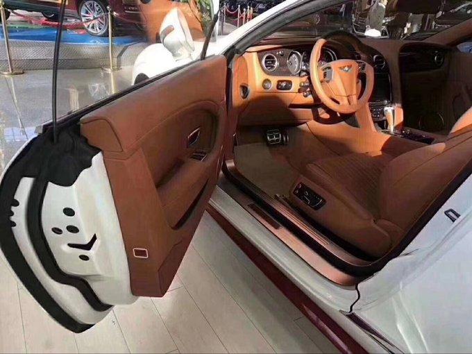 2017款宾利欧陆GTS 销量第一的超豪华车-图6