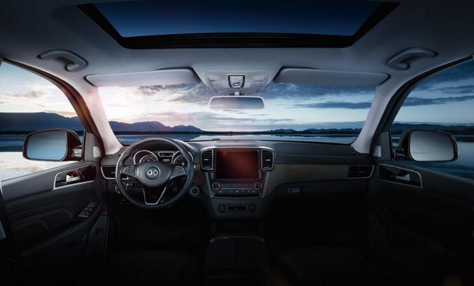 领袖级座驾 全新北京BJ90顶级SUV上市 售69.8万起-图9