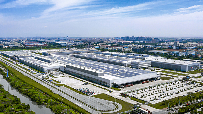 揭秘Polestar 2诞生地中国台州工厂 自动化/效率高-图2