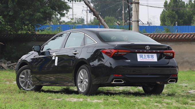 丰田亚洲龙将推PHEV版车型 动力更强油耗低至3L-图3