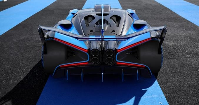布加迪全新超跑官图发布动力超千匹/2.17秒破百-图3