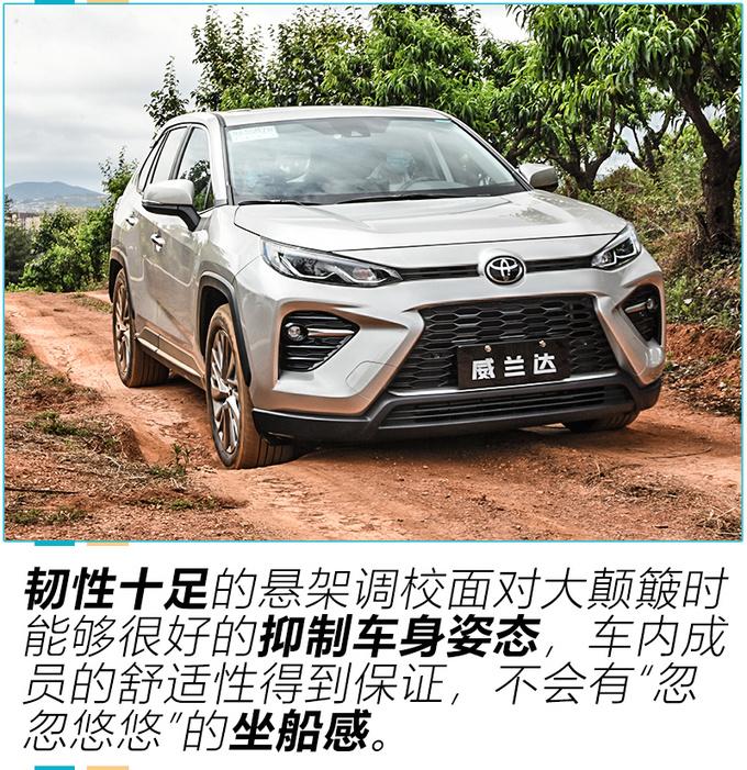 经济耐用/还配有超强四驱 试驾广汽丰田威兰达-图1