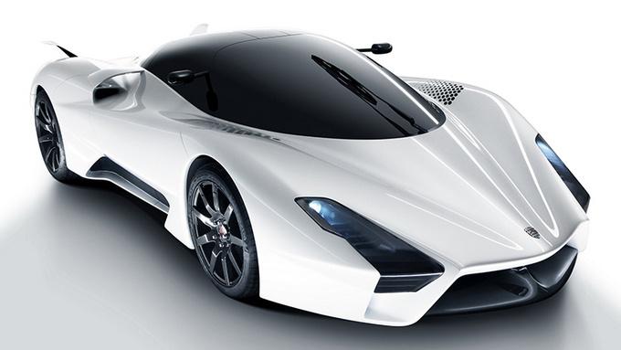四款极速超400km/h的超级跑车 功率均超千匹-图6