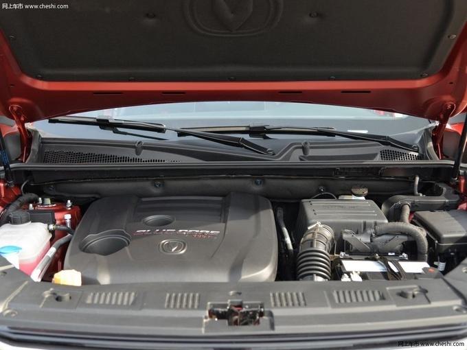 8万元预算还想买省油的SUV只能在这三款里选了-图4