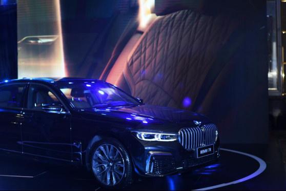 新BMW 7系大连地区震撼上市-图8