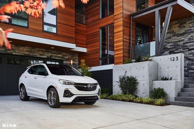 GMC将推新紧凑级SUV 昂科拉GX同平台/全新设计语言-图1