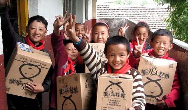 2018贫困山区儿童成长教育公益再起航