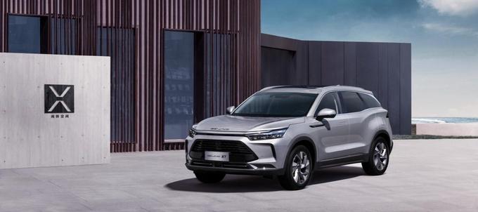 2020北京车展前瞻 RADIANCE概念车与X7-PHEV首发-图3