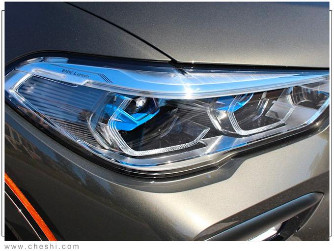 宝马X6 M50i实拍配激光大灯四出排气更运动-图5