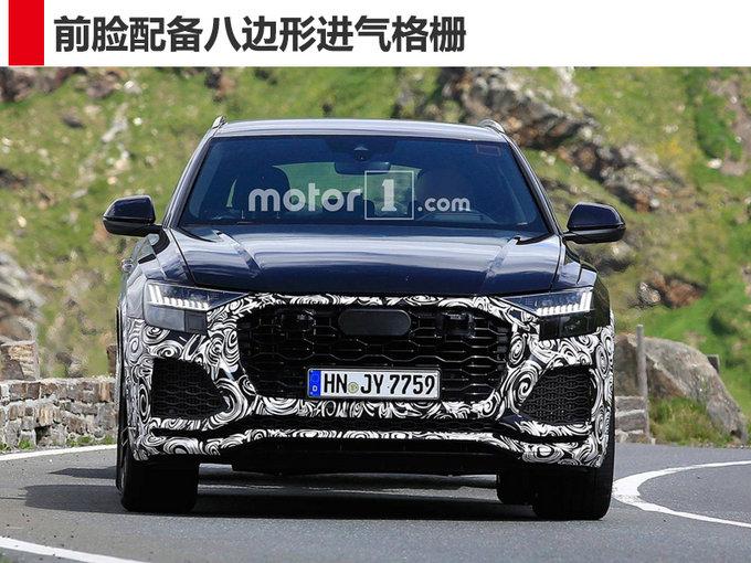 转帖-换标兰博基尼Urus 奥迪RS Q8高性能SUV年底亮相