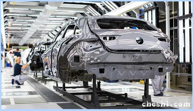 奔驰全新CLA旅行车开始生产 动力升级/9月交车-图3