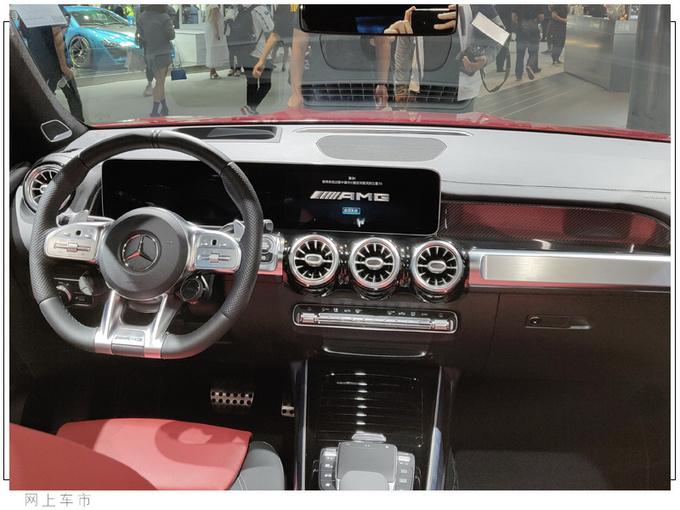 奔驰全新AMG GLA/GLB 35亮相国产版即将上市-图6