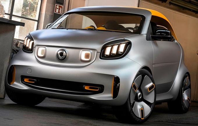 奔驰Smart史上最大车型9月发布 采用吉利PMA纯电平台-图1