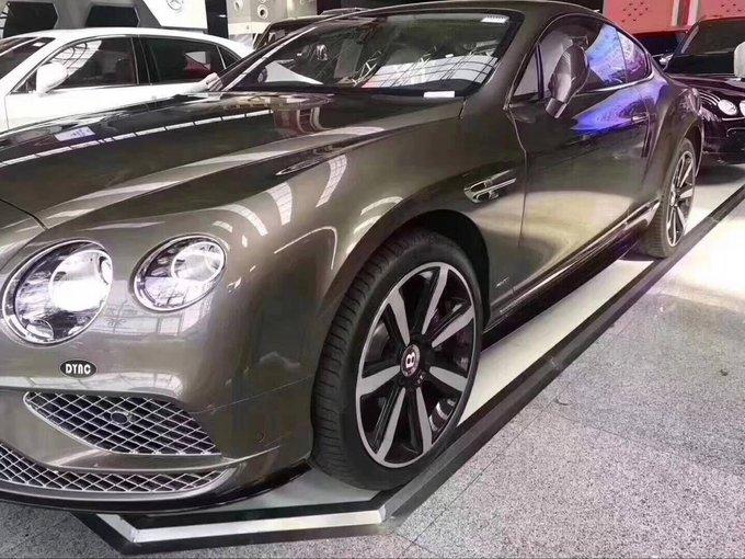 2017款宾利欧陆GTS 销量第一的超豪华车-图4