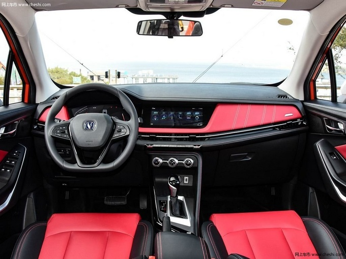 想要全景天窗的SUV 最低不到8万元就能拥有-图7